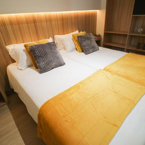 apartamento 1 dormitorio plus camas