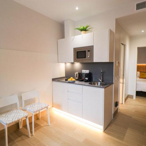 apartamento 1 dormitorio plus cocina