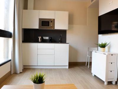 apartamento 2 dormitorios microhondas